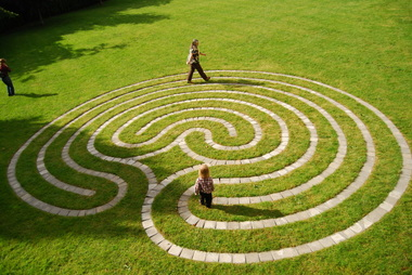 picture regarding Finger Labyrinth Printable referred to as Mindfulness inside the Clroom- Finger Labyrinth Meditation