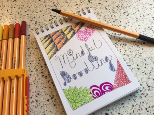 Mindfulness in the Classroom- Mindful Doodling