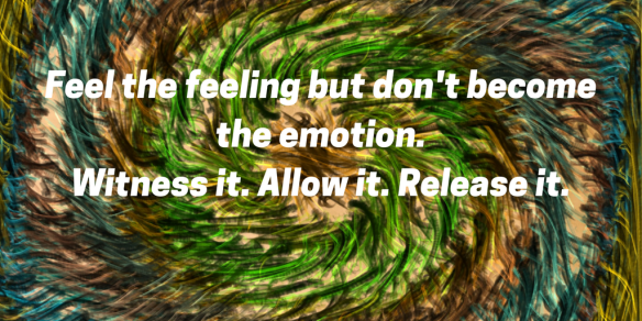 5 Minute Mindfulness Strategy – Releasing Emotions