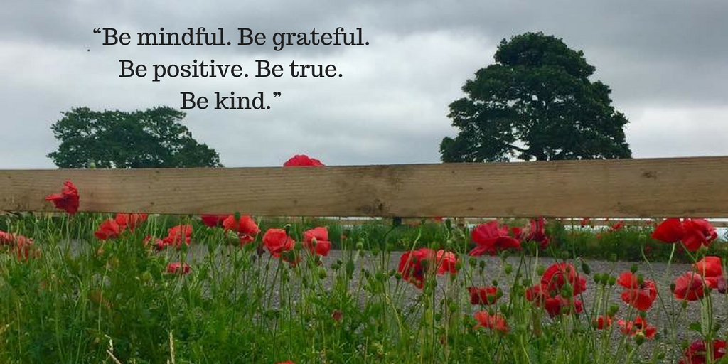 End the School Year with Mindful Gratitude